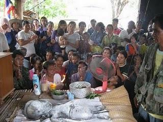 3 Makhluk Aneh Di Temukan di Pedalaman Hutan Thailand