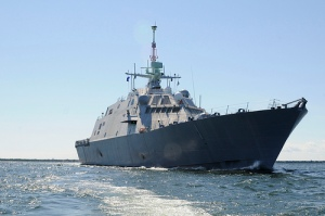 kapal perang Littoral Combat Ship